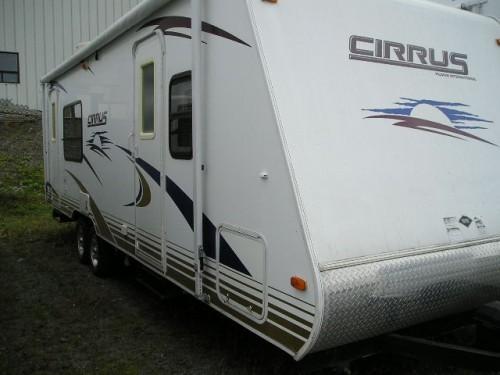 Pilgrim Cirrus 25CK 2009