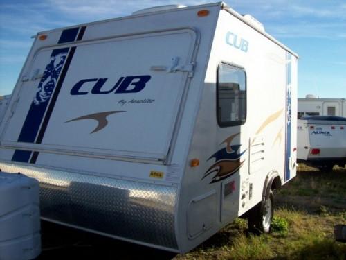 Aero cub C160 2009