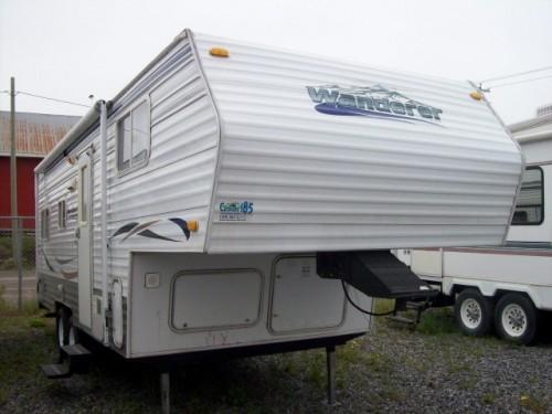Wanderer 235RL 2004