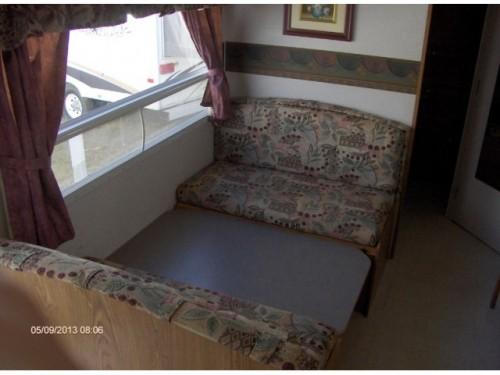 roulotte bonair 2000 vr vendre qu bec. Black Bedroom Furniture Sets. Home Design Ideas