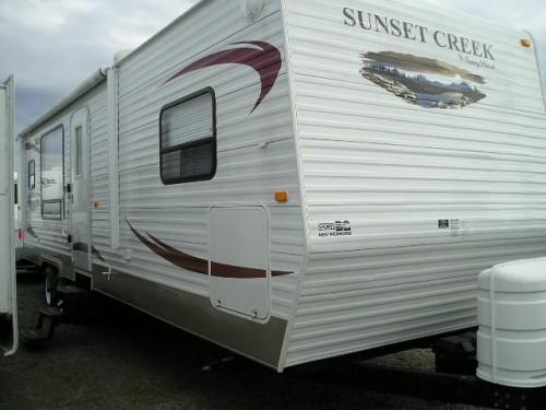 Sunset Creek 297SL 2011