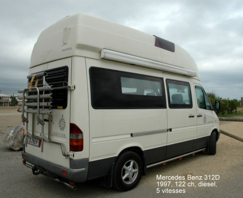 Mercedes Benz Sprinter Westfalia Vr A Vendre Quebec Trouvetonvr Com