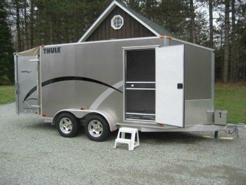 remorque cargo camper vendre vr vendre qu bec. Black Bedroom Furniture Sets. Home Design Ideas